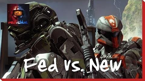 Fed vs. New - Episode 18 - Red vs