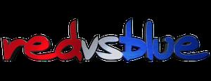 Red-vs-blue-3D-logo
