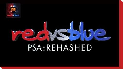 Rehashed PSA - Red vs