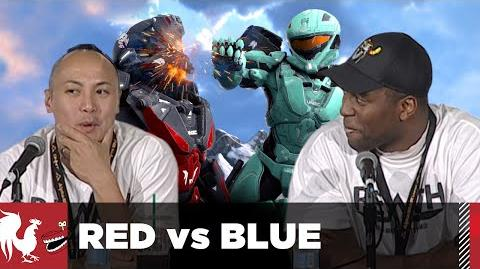 RvB Stunt Panel - Red vs