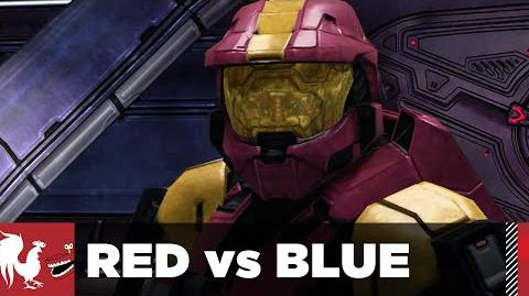 Coming up next on Red vs Blue Season 14 – Orange is the New Red