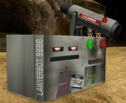 Lawyerbot 9000