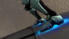 Carolina uses grav boots