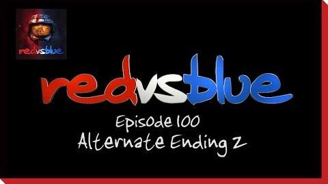 Alternate Ending 2 - Episode 100 - Red vs
