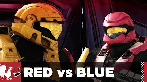 Invaders from Another Mother – Red vs. Blue Season 14