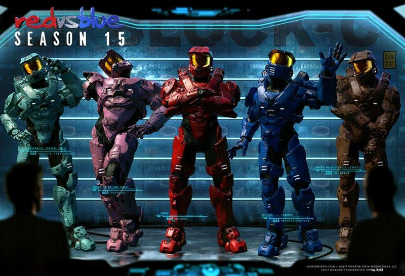 Blue: Season 15 | Red vs. Blue Wiki | FANDOM powered by Wikia