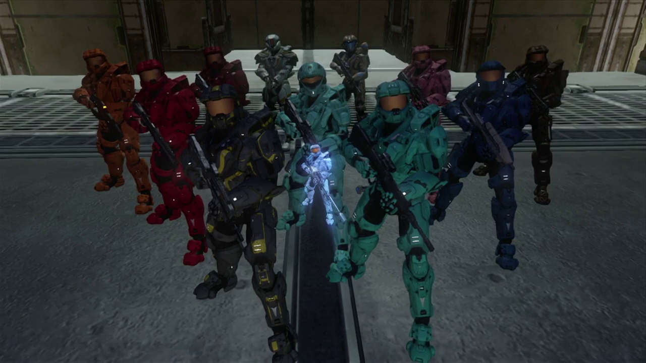 "Red vs. Blue Episode. ""You Know Who We Are"""