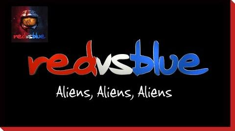 Aliens, Aliens, Aliens - ODST Episode 2 - Red vs