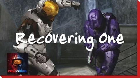 Recovering One – Chapter 4 – Red vs