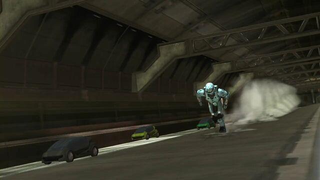 File:Carolina using her Speed Unit.jpg