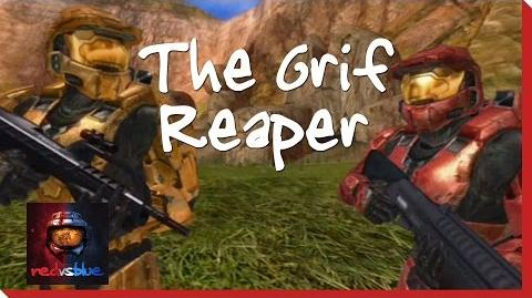 The Grif Reaper – Episode 82 – Red vs