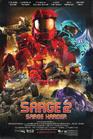 RVB Sarge Harder Poster