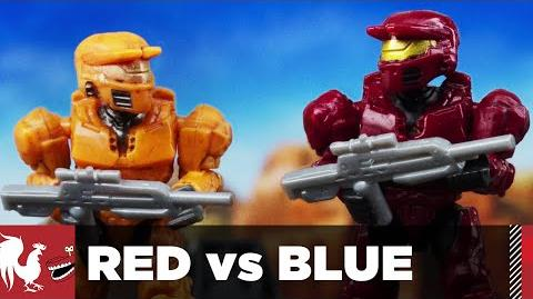 The Brick Gulch Chronicles – Red vs. Blue Season 14