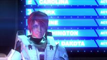 Carolina with no helmet