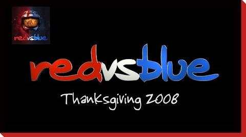 Thanksgiving 2008 PSA - Red vs