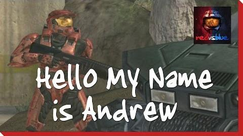 Hello My Name is Andrew - Episode 54 - Red vs