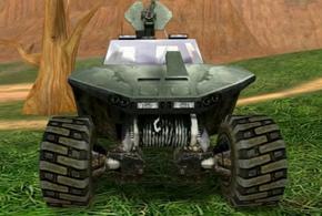 Red team's Warthog
