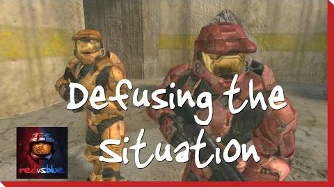 Defusing the Situation - Episode 55 - Red vs