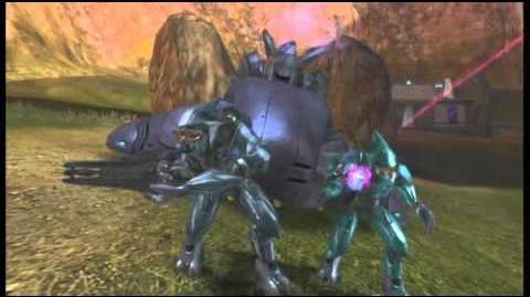 Red Vs Blue Episode 100, Alternate Ending 3 - Invasion