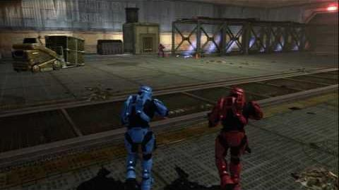 Halo 3 Red vs Blue D.I.Y