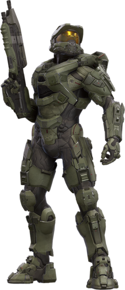 Master Chief in Halo 5