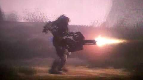 Halo Reach The Last Spartan (Halogen Squad's Bowman)