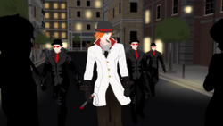 Backing away from Torchwick