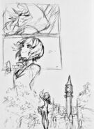 RWBY rough drawing works by Shirow Miwa 02