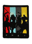 http://www.hottopic.com/product/rwby-team-rwby-silhouette-throw/10737804