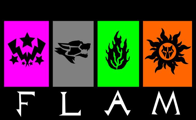 File:Team FLAM symbol poster.png