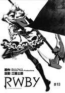 Manga 13 Cover