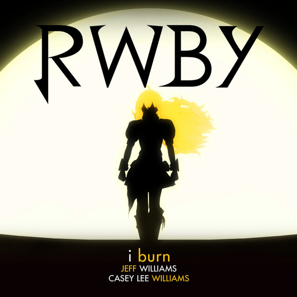 I Burn on emerald rwby vol 4