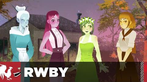 RWBY Volume 3, World of Remnant The Four Maidens