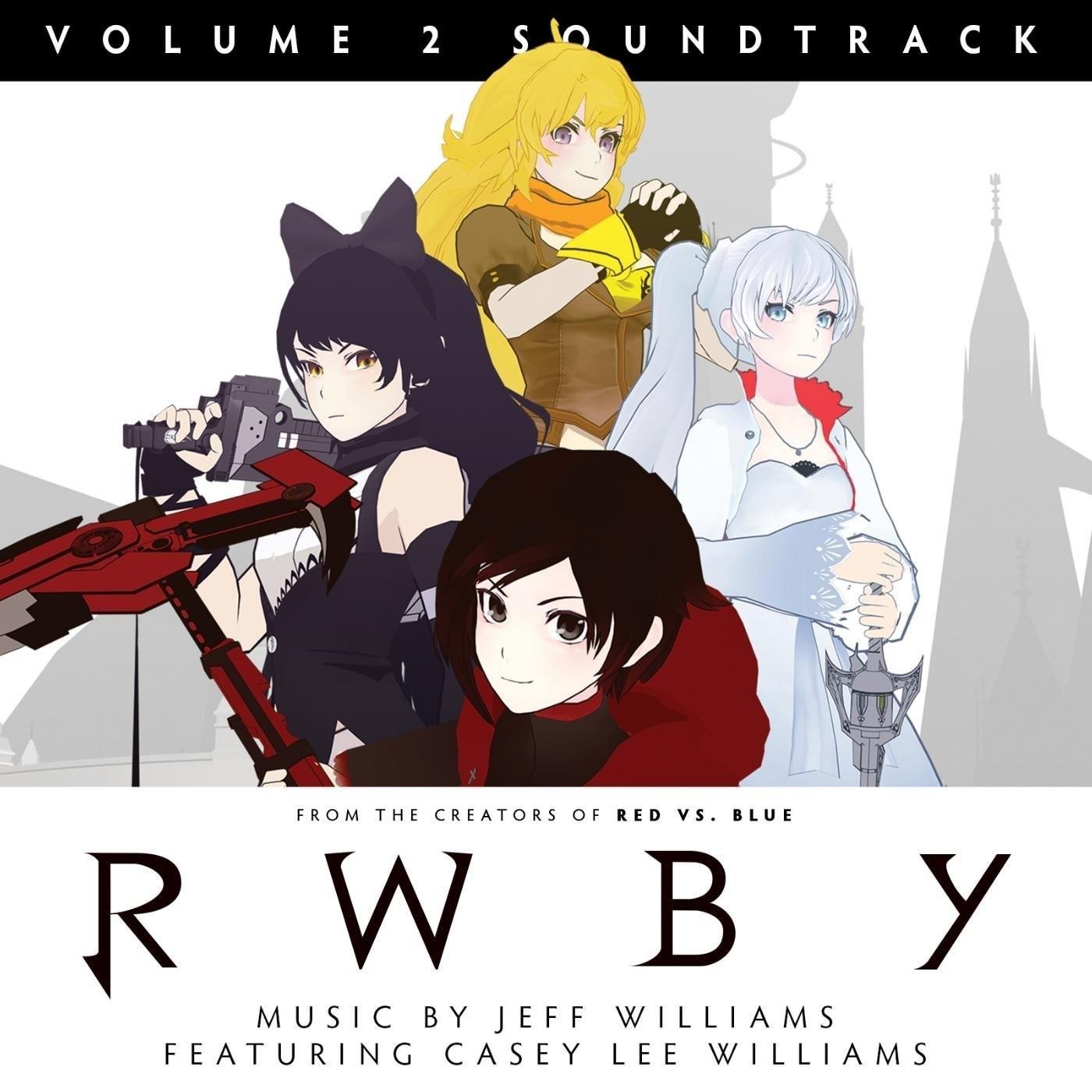 ファイル:RWBY Volume 2 Soundtrack Cover.png