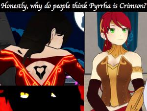 File:Pyrrha-Cinder-I-think-not-rwby-37448013-300-227.png