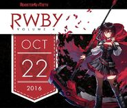RWBY Volume 4 Release Date