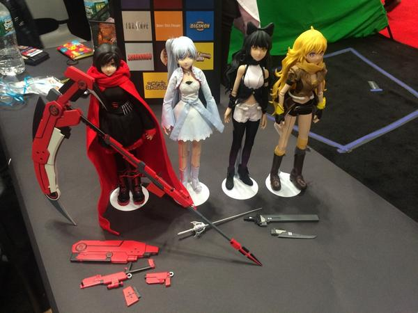 User Blog Chishiokunrin Action Figures Rwby Wiki