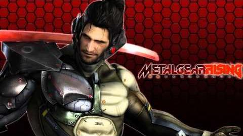 Metal Gear Rising OST - The Only Thing I Know for Real (Jetstream Sam Theme)