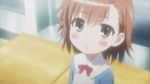 Young Misaka
