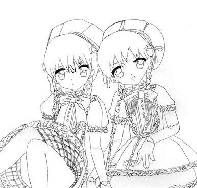 Ebona & Ivy