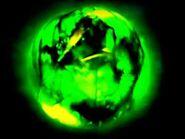 Green ghost ryukendo s
