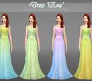Eva Dress with 16 Colors by KanoYa