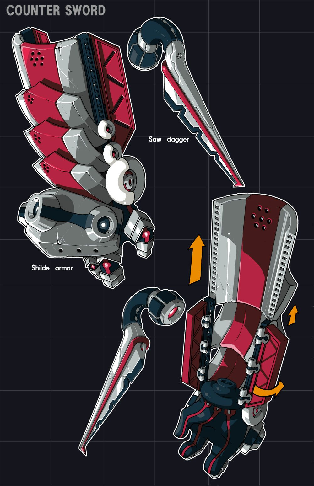 S4 League: Mecha Harmony by ArtNotHearts on DeviantArt