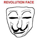 Revolution face