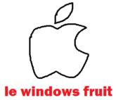 Le windows fruit