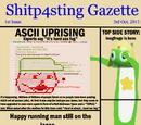 Shitp4sting Gazette