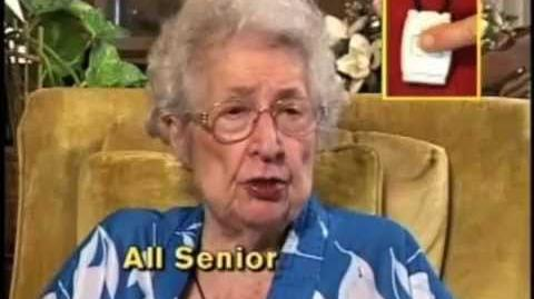 All senior citizens should have Life Alert.
