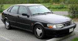 1997-Saab-900-SE-Talladega