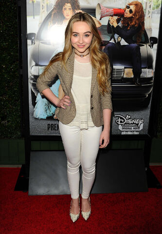 File:Sabrina Carpenter Bad Hair Day Premiere.jpg