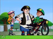 Boy Meets Bike (2)